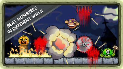 Roly Poly Monsters screenshot 3