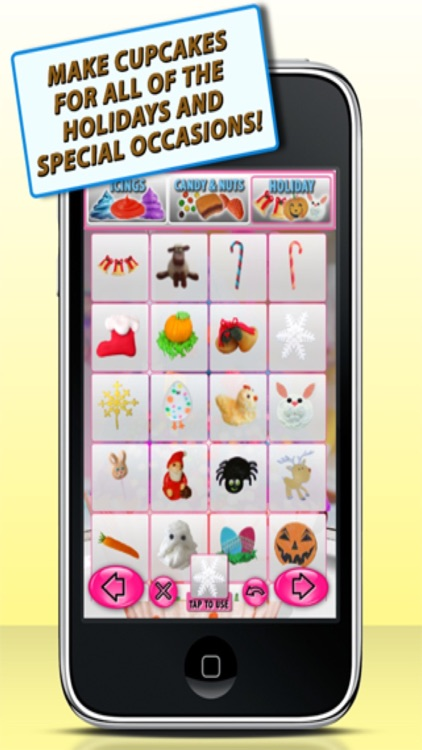 Cupcake Maker Games screenshot-2