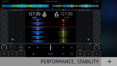 DJ Player Professional Screenshots
