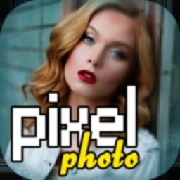 Pixel Photo – Sandbox Coloring