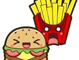 Food Exploji Stickers