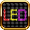 led手持弹幕-LED显示屏 · 滚动字幕跑马灯