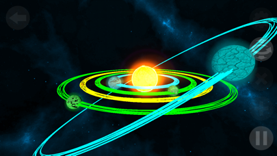 Galaxy Space Simulator 3D Pro screenshot four