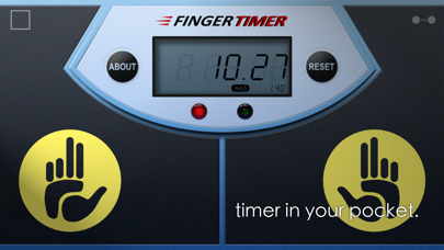Finger Timerのおすすめ画像1