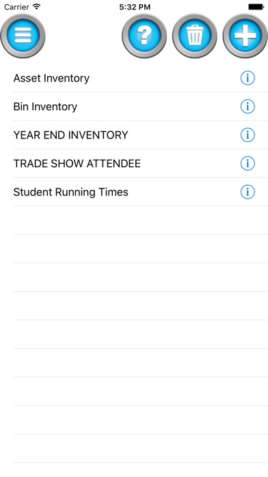 Scan To Spreadsheet review screenshots