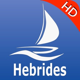 Hebrides Nautical Charts Pro