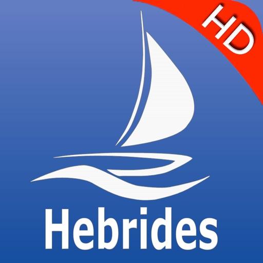 Hebrides Nautical Charts Pro