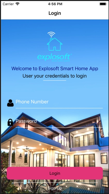Smart Home imote screenshot-5