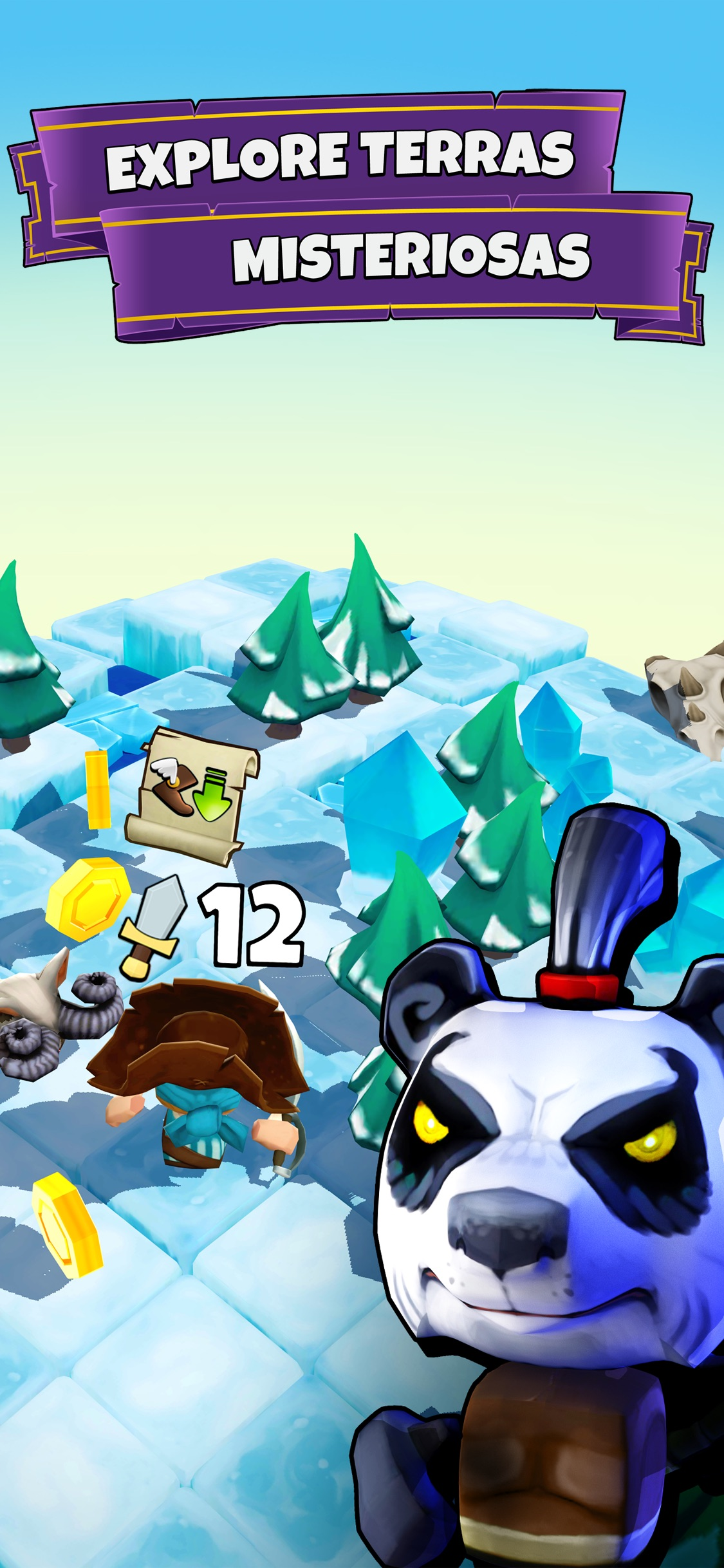 Screenshot do app Slashy Knight