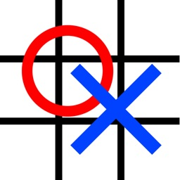 Tic Tac Toe Stickers Pack