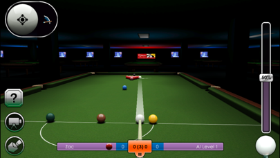 Inter... Snooker Tournament