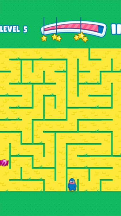 Maze Monster Path Puzzle
