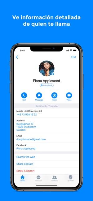 truecaller iphone gratis