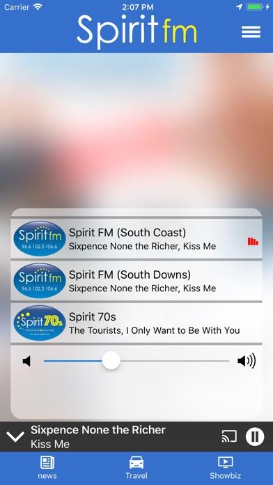 Spirit FM-1
