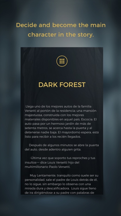 Dark Forest - Horror GameBook screenshot-6