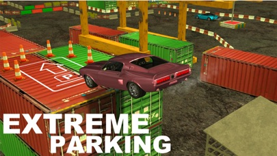 Excited Parking - Car Driving Parking Simulator-0