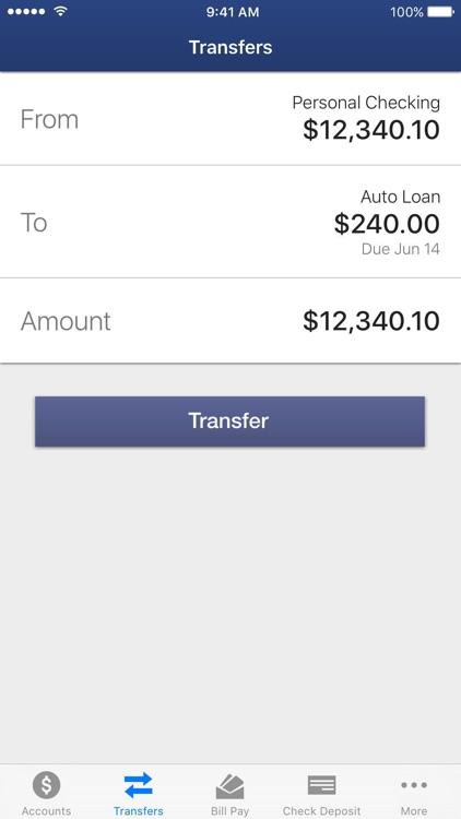 SSSCU Mobile Banking screenshot-3