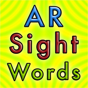 AR Sight Words app