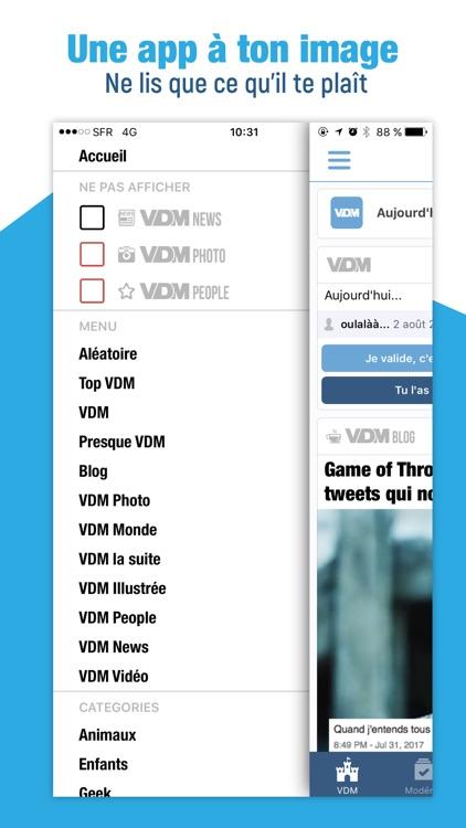 VDM Officiel screenshot-3
