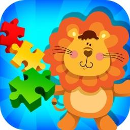 Puzzle - Zoo Animal Jigsaw