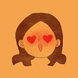 Emoji Face Puung