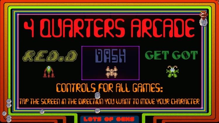 4 Quarters Arcade