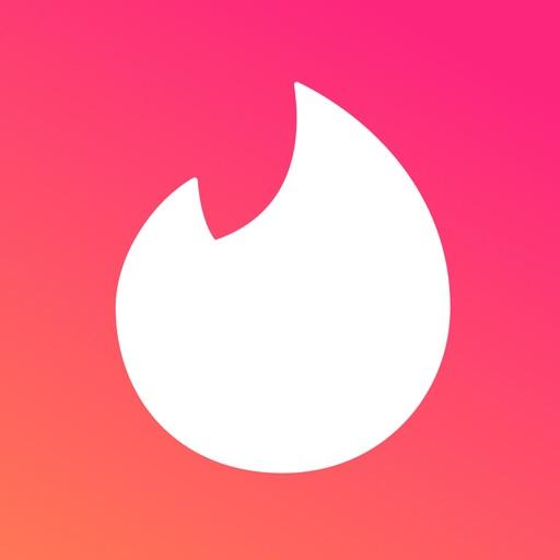 Tinder application logo