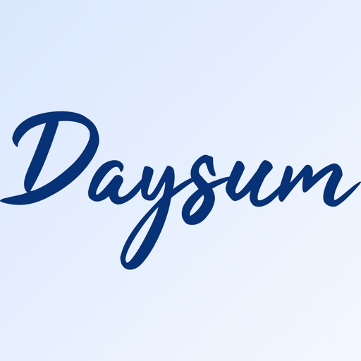 Daysum - Mini Diary