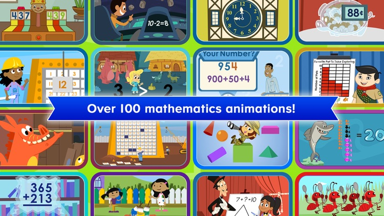 Mathematics Animations