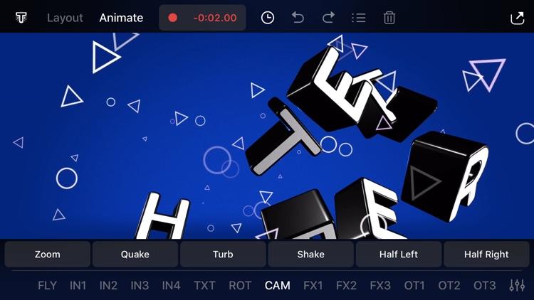 T-Jam Live Intro Movie Maker