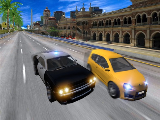 Police Highway Chase Games screenshot 8