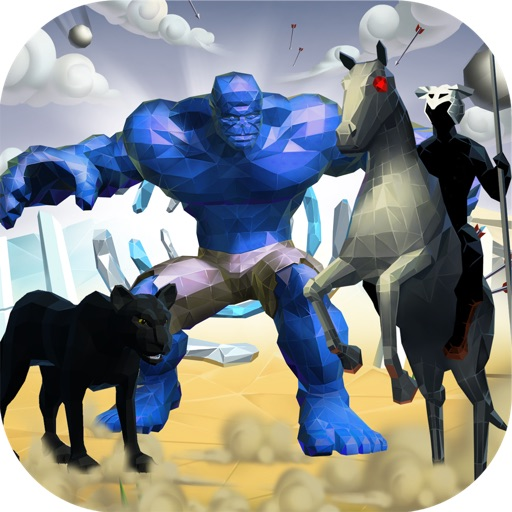 Animal Poly Fight Simulator