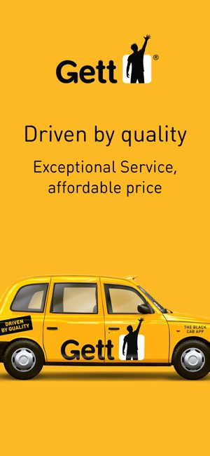Gett Car Service Rideshare On The App Store