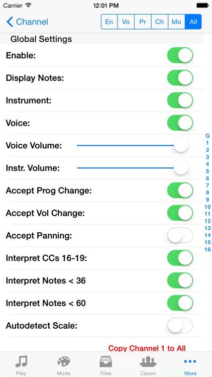 MIDI SolFa Mode-Go-Round screenshot-3