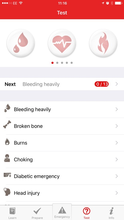 First Aid by British Red Cross screenshot-3