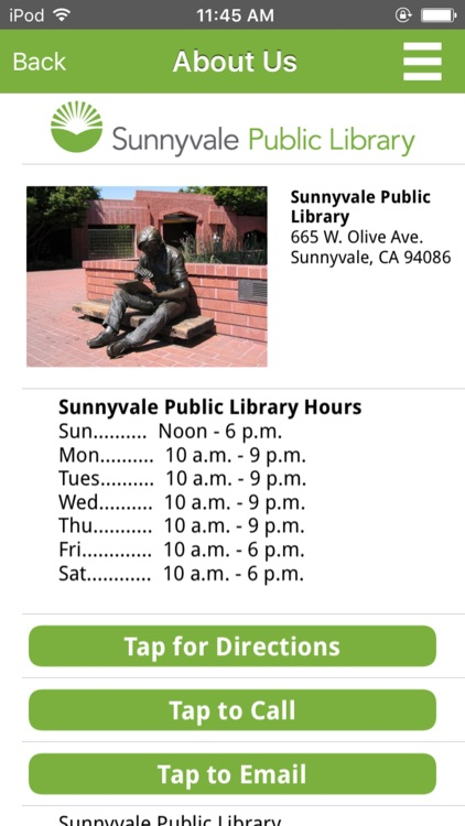 Sunnyvale Public Library screenshot-3