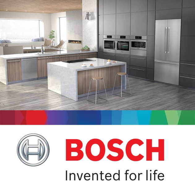 Bosch Kitchen Experience And Design Guide On The App Store