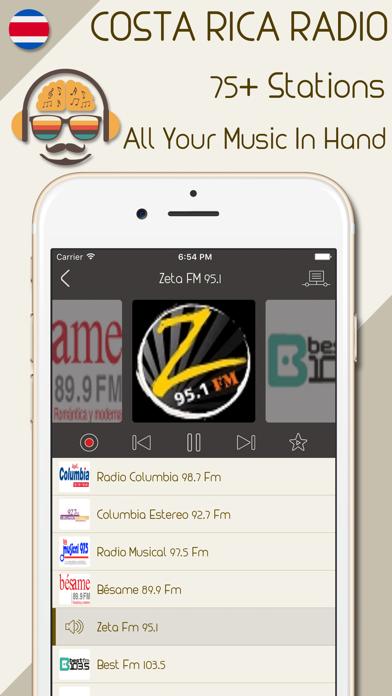 点击获取Live Costa Rica Radio Stations