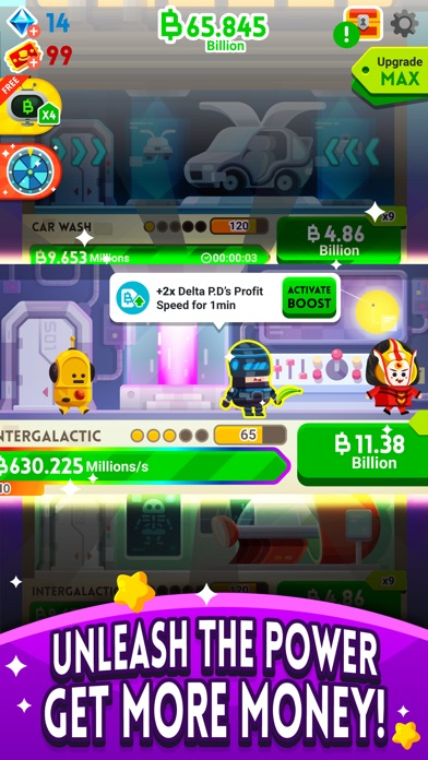 Screenshot #8 for Cash, Inc. Fame & Fortune Game
