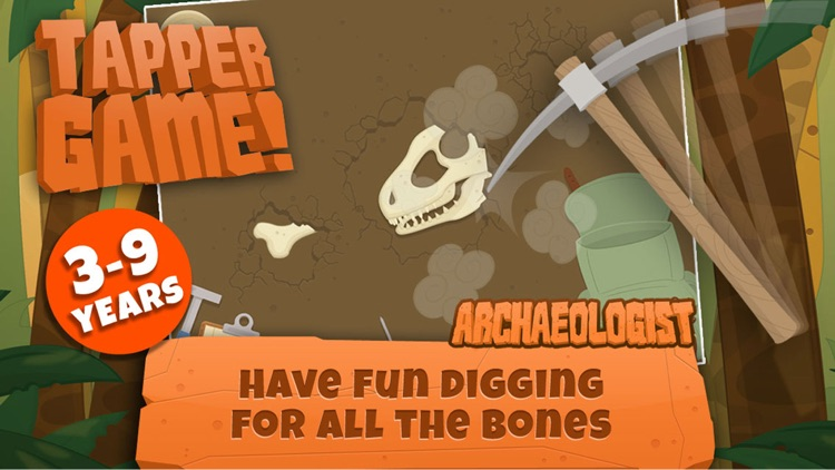 Archaeologist: Jurassic Life screenshot-0