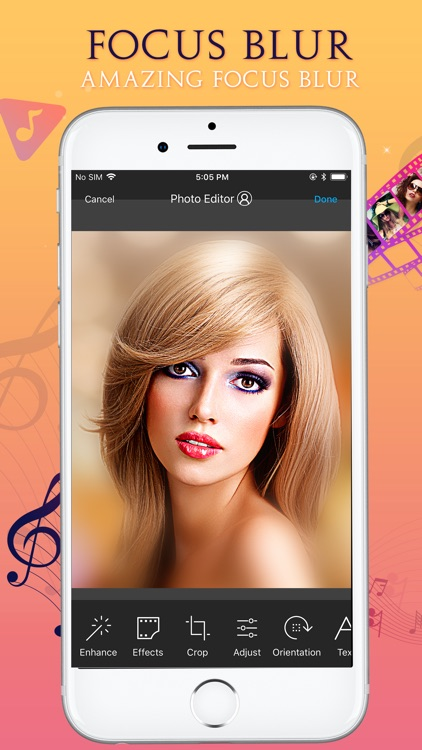 Photo Video Maker With Music screenshot-4