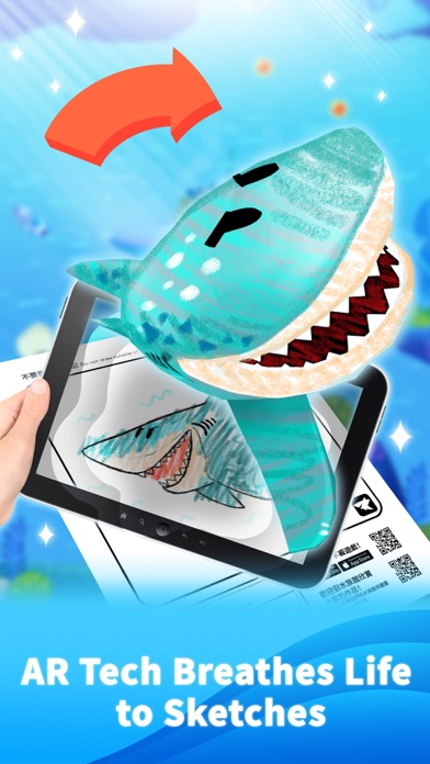 AR Ocean Saver Screenshot 1