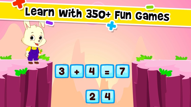 Kids Addition & Subtraction screenshot-3