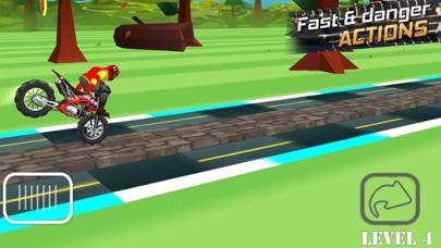 Ultimate Bike Stunt Rider screenshot one