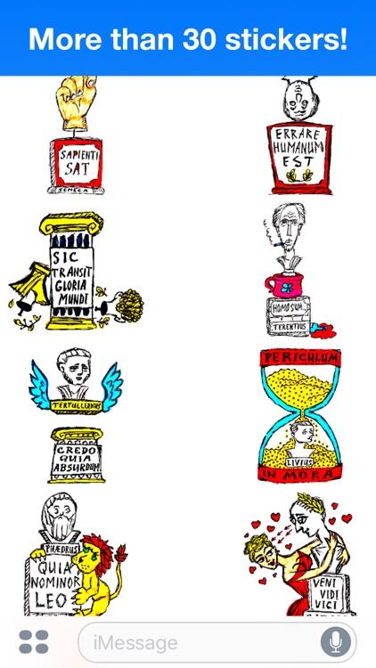 Aphorisms in Latin screenshot-4