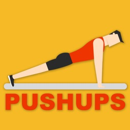 My trainer: pushups