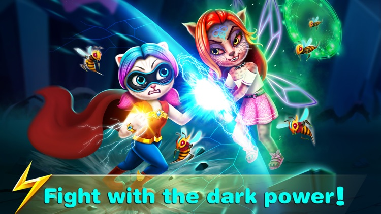 Pets High6-SuperPower Fight