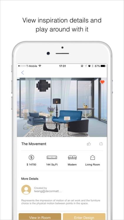 Decor Matters - Design Home & Shop Furniture Goods