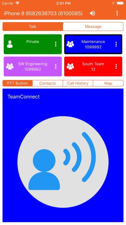 pdvTeamConnect screenshot-0