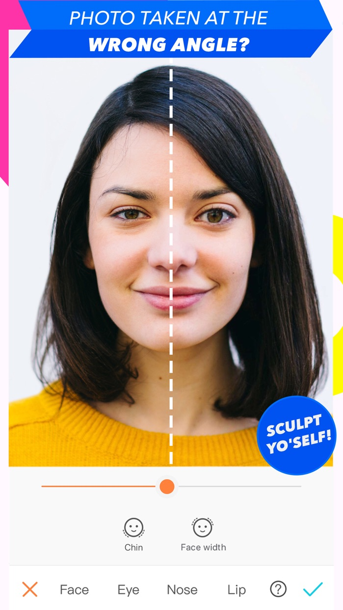AirBrush - Selfie Retouch Edit Screenshot